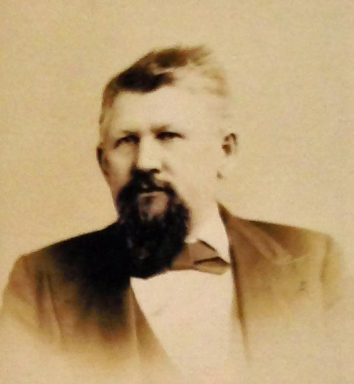1871 Edward Rutz Birth date:1829 Death date:1905 Emma Rutz's father. Was Treasurer of the State of Illinois, lived for a while in Chicago.