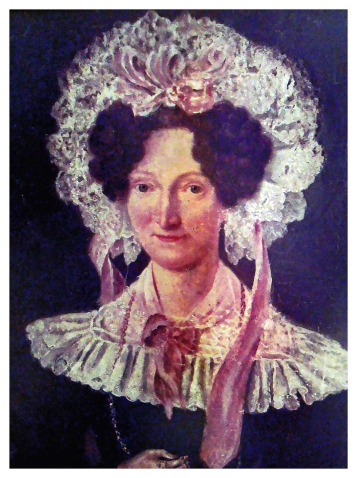 1800 (Approx.) Florine Fredericke Hedwig (Von Kamptz) Von Massow Birth date: 8 Sep 1783 Death date: 24 Jul 1852