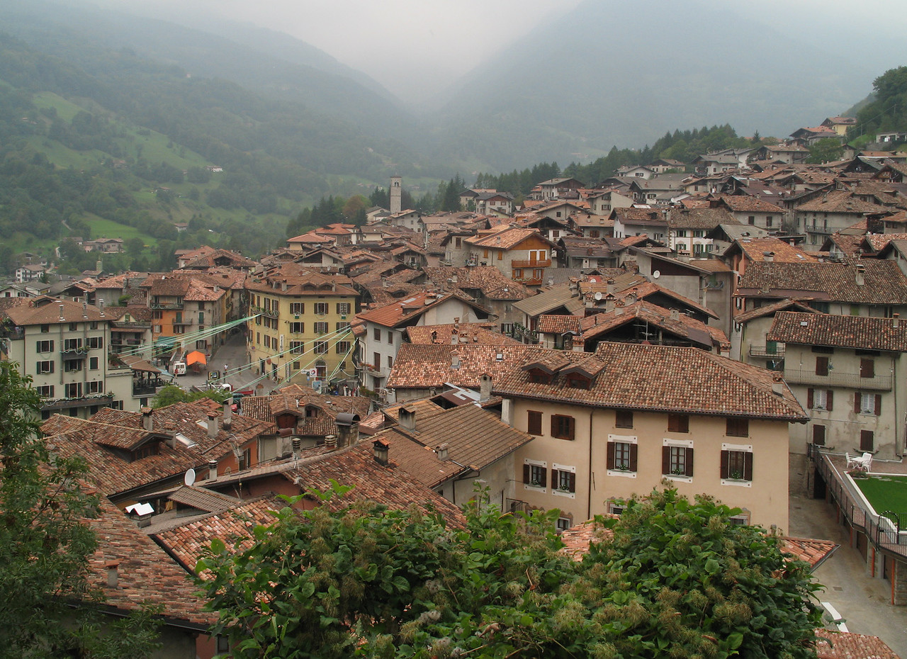 Bagolino, Brescia, in Northern Italy.