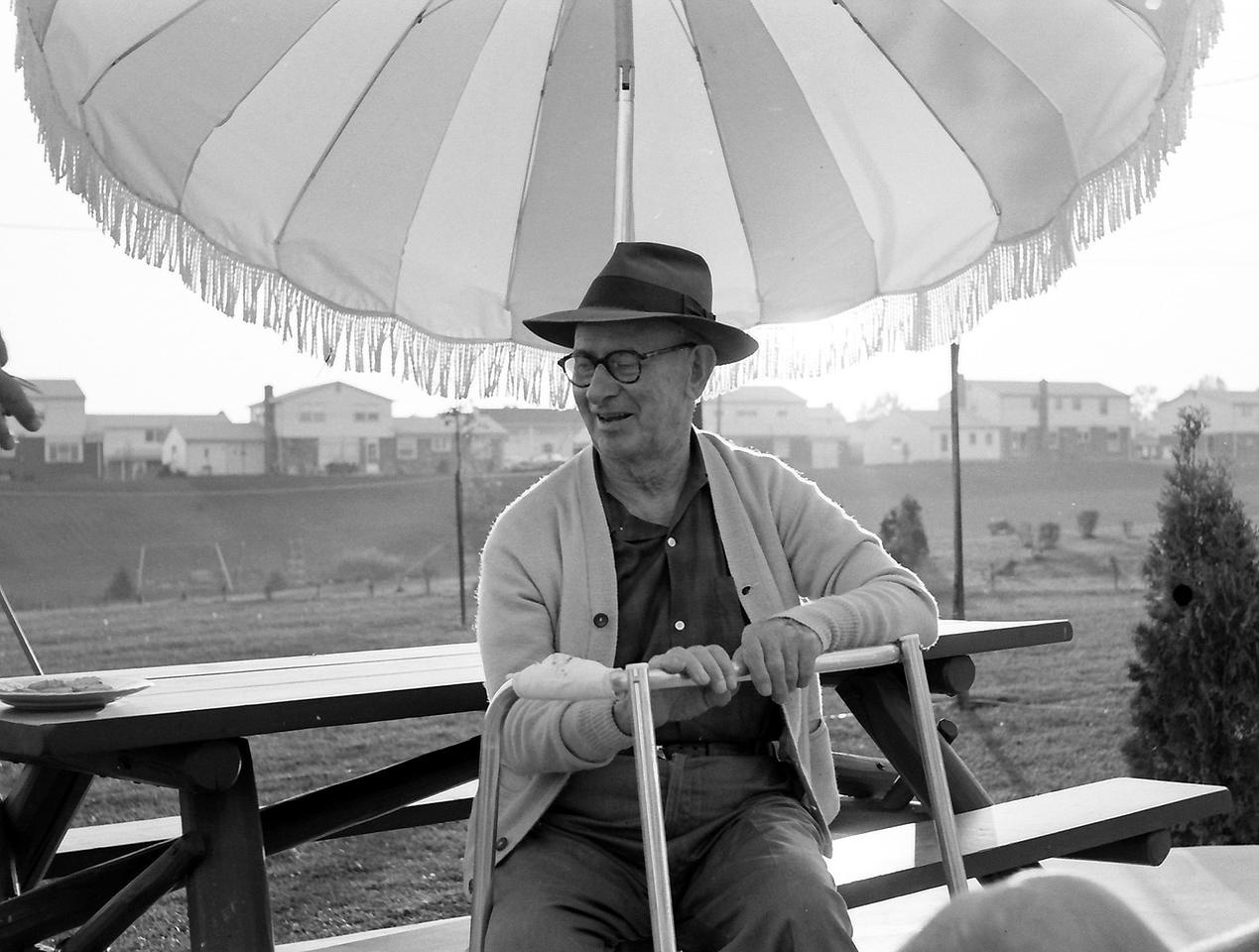 Guiseppe (Joe) Lombardi. ca. 1964