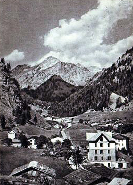 Bagolino, Brescia, in Northern Italy.
