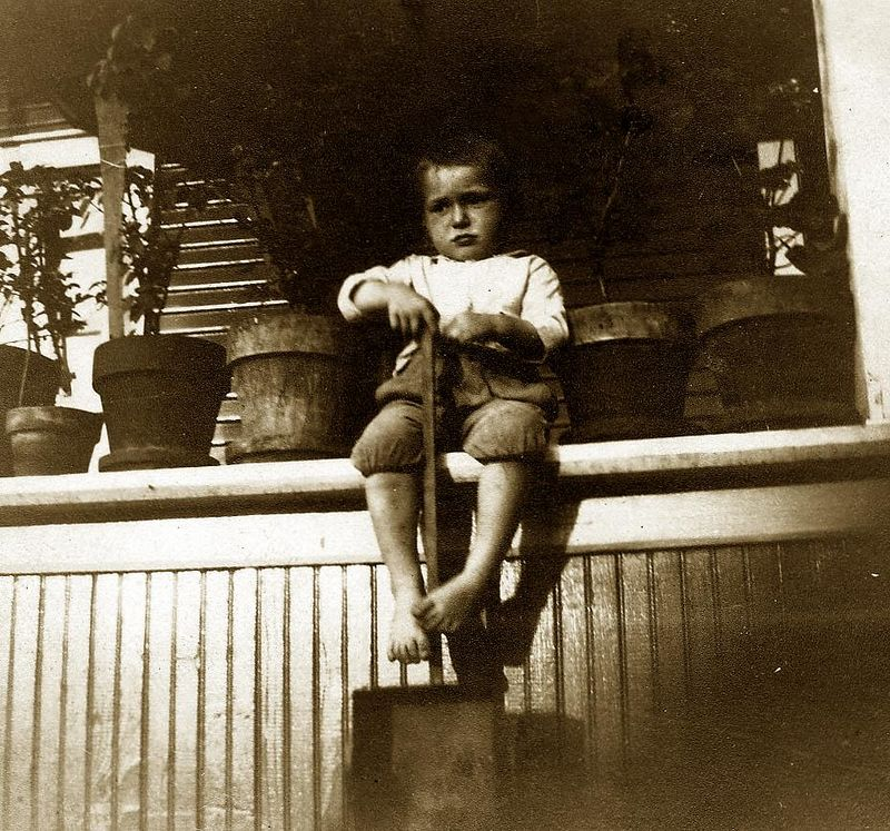 Guy Lombardi 1916.
