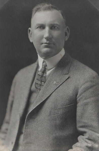 Everett L. Werts circa 1930-31