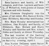 1911 - April 3 - Este, Charles and families visit parents
