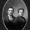 Adolph Liebe & niece Sophia Spann