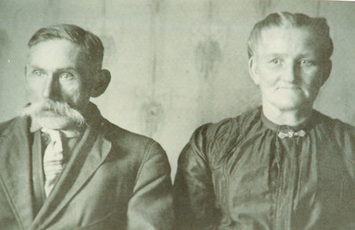 William David and Amelia (Liebe) Clark