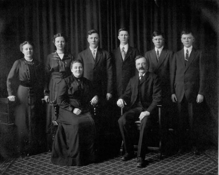 Athorp Family