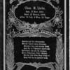 Charles Moritz Liebe memory card