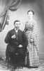 John Richard Longacre and wife Mary Ann Fletcher