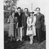 Ethel Loomer, Mike Picov, Abe Loomer, Minna Loomer, Norman Loomer.  Edmonton