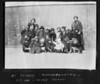 Kindergarten class taught by Daisy Harris (top left)<br /> <br /> PS 100, Coney Island<br /> c 1920