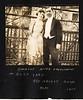 Daisy Harris and Lou Rosen<br /> <br /> 490 Argyle Road, Brooklyn, NY<br /> May, 1920