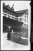 Daisy Harris<br /> <br /> Hotel Champlain, Plattsburg, NY<br /> Honeymoon trip, 1920