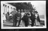 Lou Rosen and Daisy Harris (2nd and 3rd from left)<br /> <br /> Schroon Lake, NY<br /> Honeymoon trip, 1920.