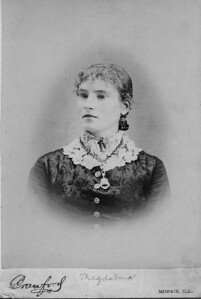 Magdalena Allan McVicar, Morris, IL
