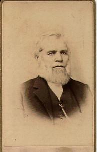 John McVicar, father of Donald, husband of Agnes Wilson