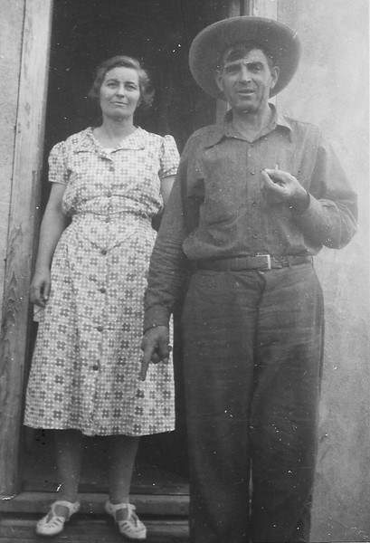 Ada and Tom Durham