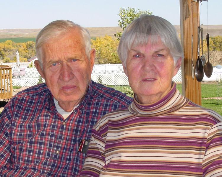Paul Jolovich and Betty Love Jolovich