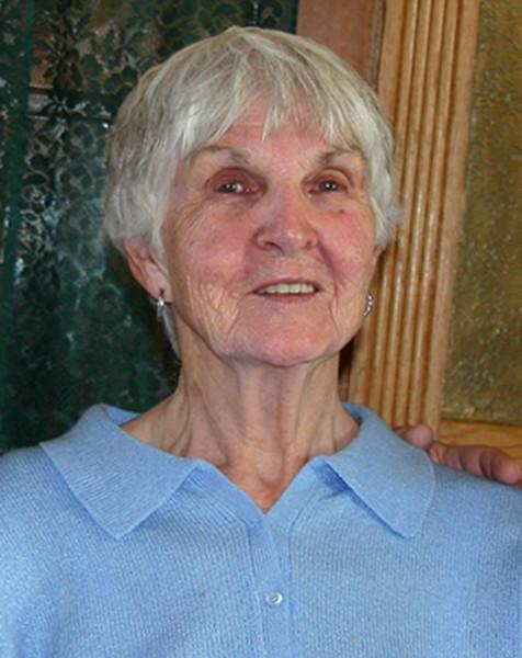 Betty (Maiden) Love Jolovich (1926-2017)
