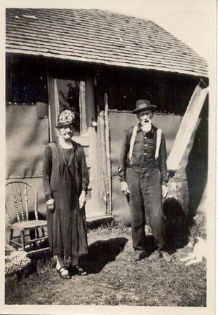 Josephine & John Mapes