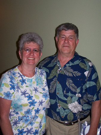 Philip and Colleen Mapes. Taken June 25, 2008 at Minocqua, WI.