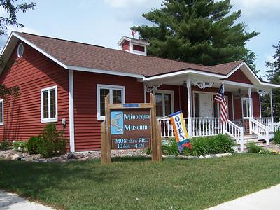 Minocqua Museum, Minocqua, WI.