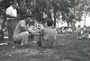 July 4, 1954 - August Lehman, Leonard Marcotte, Michael Marcotte, Joe Marcotte