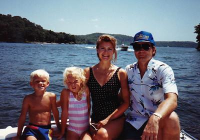 Mark & Cheryl Miller Family 1982+