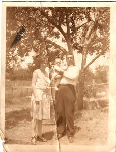 John, Margaret and Lawerence Orzalli