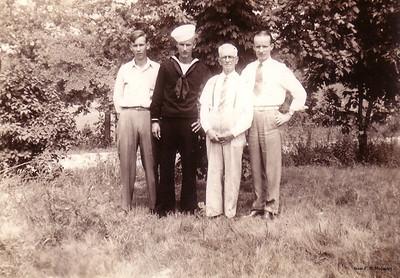 David, John, Will & Joe