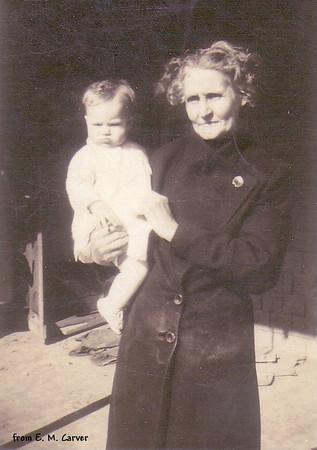Betty & Verda - (about 1936)