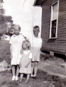 Kathryn, Jimmie & David