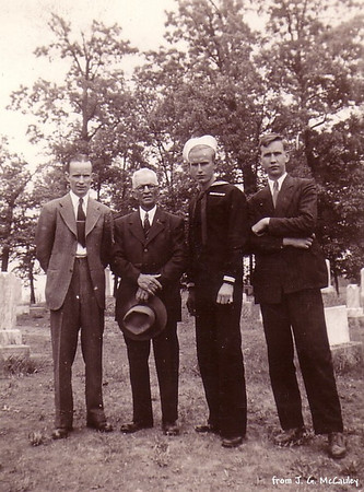 Joe, Will, John & David