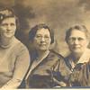 Eva Rhodes Aston, Mary Anna Aston Pollard, Sallie Aston Norman