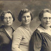Mary Anna Aston Pollard, Eva Rhodes Aston Meaders, Sallie Aston Norman
