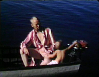 1947 Lake Okoboji, Arnolds Park, IA Morrie and Miles