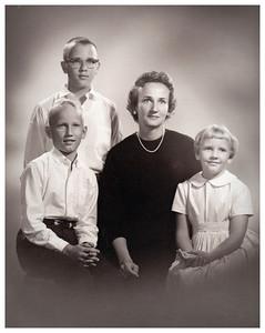 Morris & Jane Miller Family 1946+