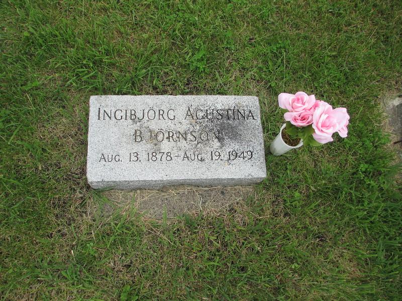 Amma-Grave
