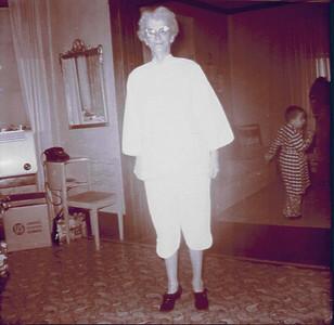 Aunt Ethel Gramley was Edith Heilman's sister. She lived in Trenton, Nebraska. She never married.