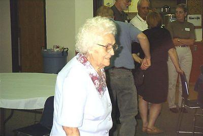 Great Aunt Bernice