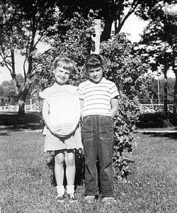 Jenny Johns & Gail Gardner, Harmon Park in Kearney, NE