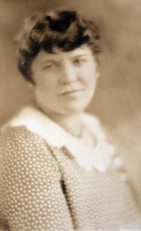 Catherine McKulski 1929.