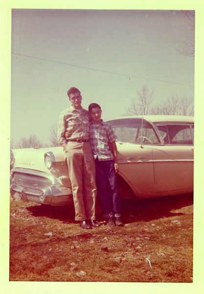 Jerry Dale & Raymond Eugene.