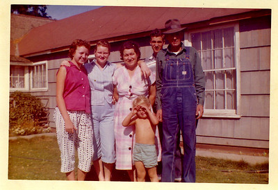 Beverly, Carol, Ida Mae, Jerry, & Jess.