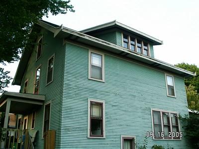 Mt. Horeb Wisconsin -- the Dahlen homestead - 4th & Garfield