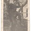 Edward Mueller - boy in tree