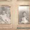 Two babies, German relatives
