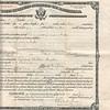 William Mueller, naturalization certificate, 1914