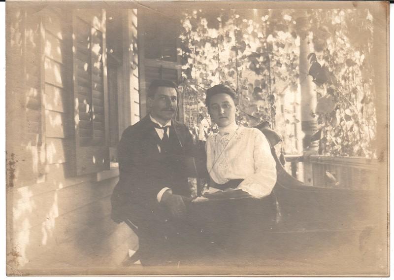 William and Anna Mueller