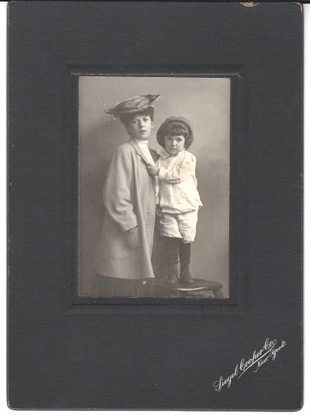 Angela and Theodore (TC) Mueller